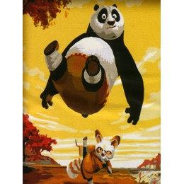 Кунг- фу панда