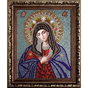 """Алмазная вышивка Икона Божией Матери  """"Умиление"""""""