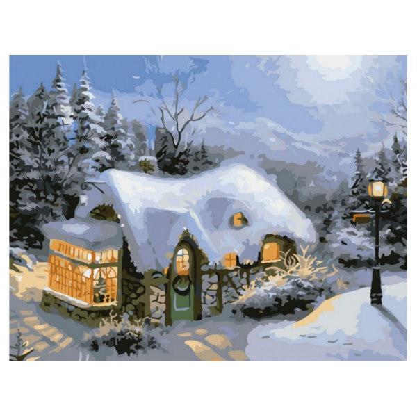 Зимний вечер (производитель Белоснежка)