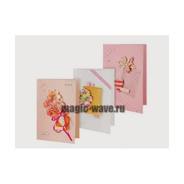 """Набор для создания 3-х открыток """"Симфония"""""""
