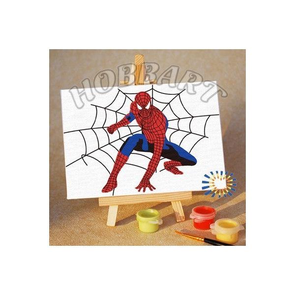 Spider-man. Человек-паук: в центре паутины