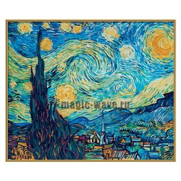 Звездная ночь Ван Гога