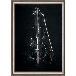 Алмазная вышивка Волшебная скрипка
