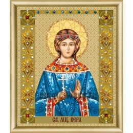 Алмазная вышивка Святая мученица Вера