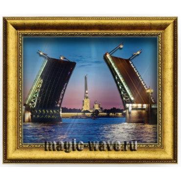 Аппликация VIZZLE Дворцовый мост