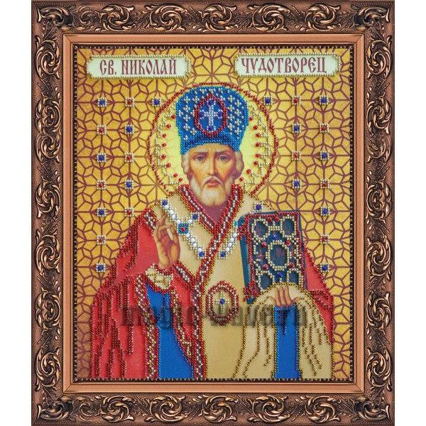 Вышивка святитель николай чудотворец 77