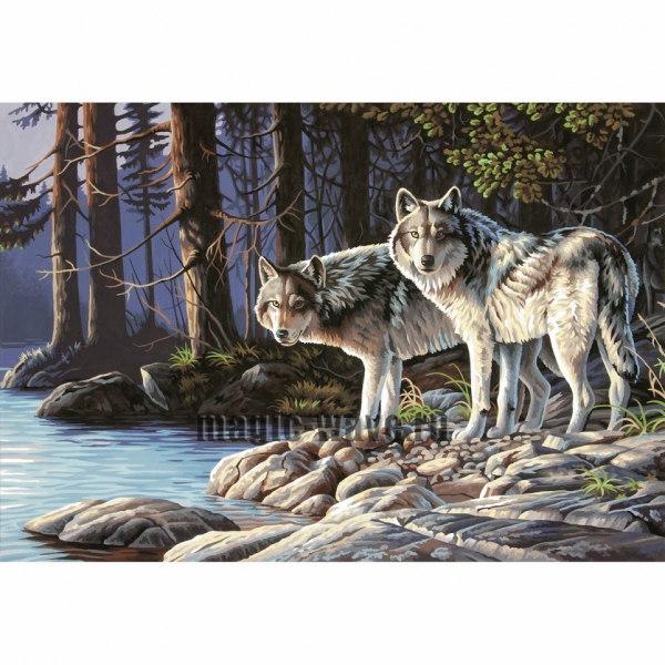 Серые волки (производитель Dimensions)