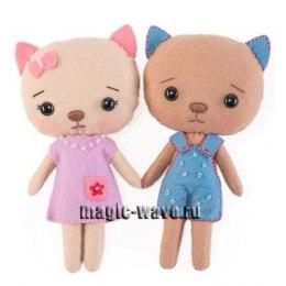 Набор для изготовления кукол Тутти 01-07