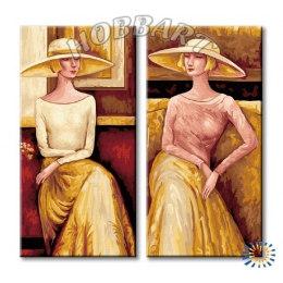 Дамы в шляпах