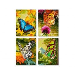 Бабочки 4 шт.