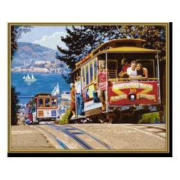 Трамвай из Сан Франциско