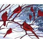 Красные кардиналы