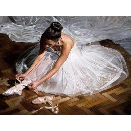 Алмазная вышивка Юная балерина