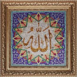 Алмазная вышивка Аллах
