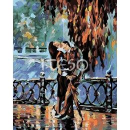 Поцелуй после дождя