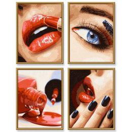 Make-up 4 шт.
