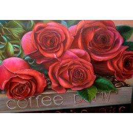 Алмазная вышивка Прекрасные розы