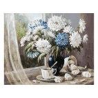 Хризантемы-цветы запоздалые
