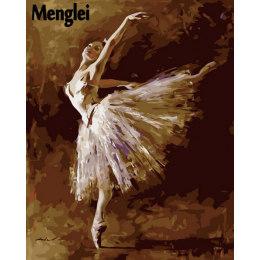 Хрупкая балерина