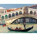 Алмазная вышивка Мост Риальто