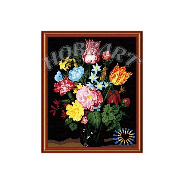 Букет разноцветий