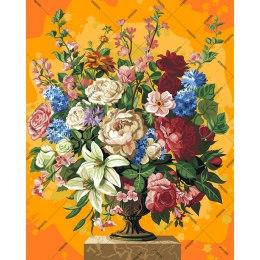 Букет Цветочное изобилие