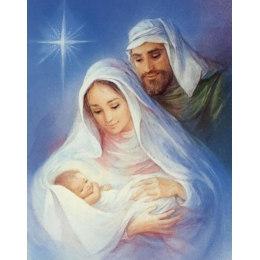 Алмазная вышивка Рождество Христово