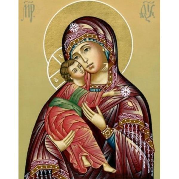 Икона владимирской божьей матери значение и история