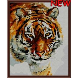 Зимний тигр
