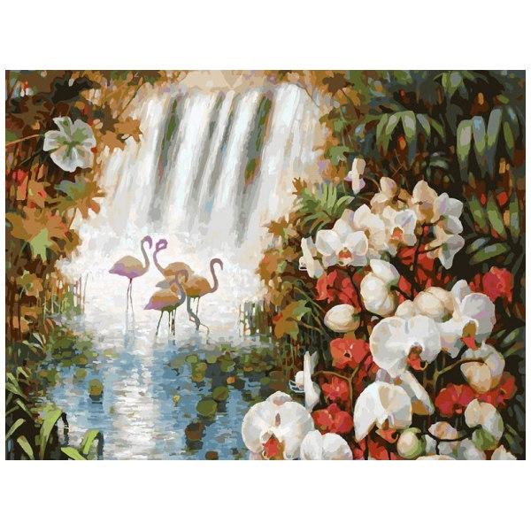 Райский сад (художник Михаил Бровкин)
