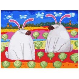 Весёлые зайцы