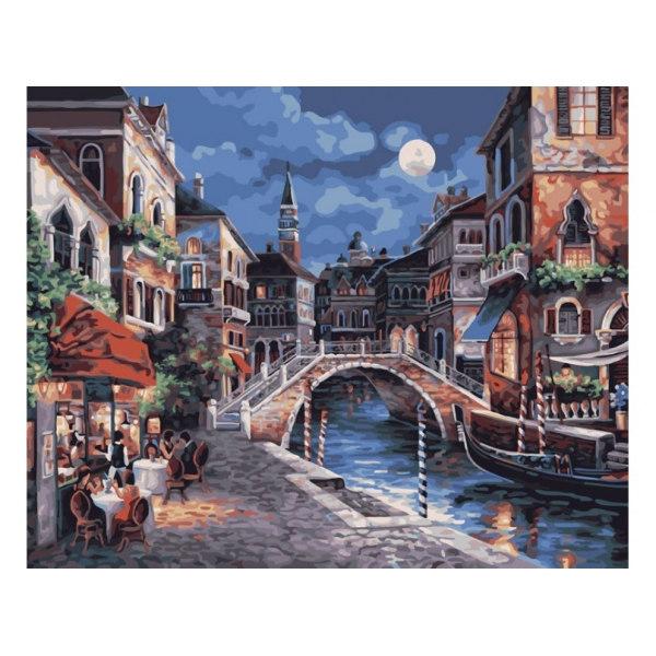 Ночная Венеция (производитель Белоснежка)