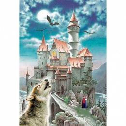 Замок и волк