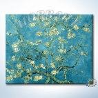 В. Ван Гог. Цветущая ветка миндаля