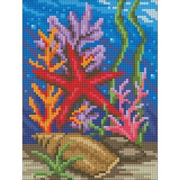 Алмазная вышивка Подводный мир
