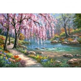 Алмазная вышивка Весна