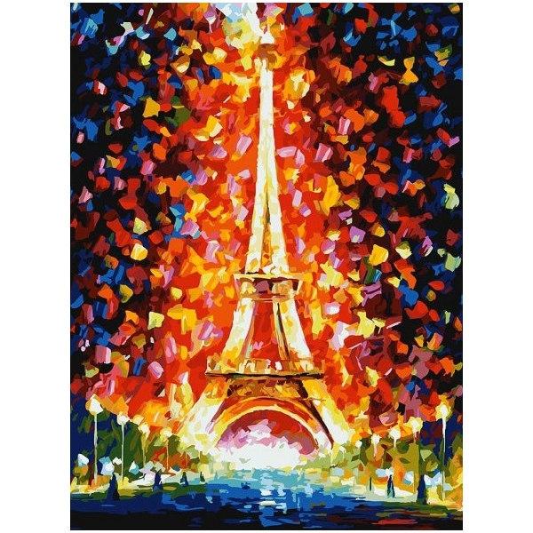 Париж - огни Эйфелевой башни (производитель Белоснежка)