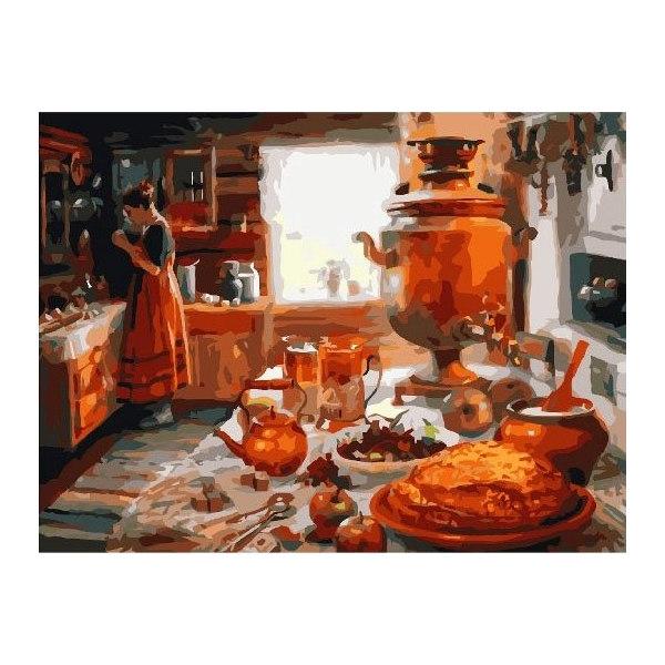 Крестьянская кухня