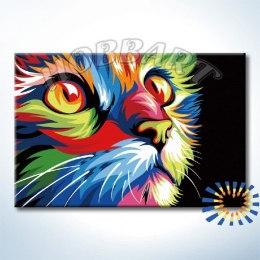 Ваю Ромонди. Радужный кот