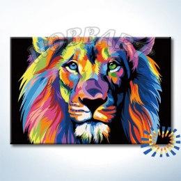Ваю Ромонди. Радужный лев
