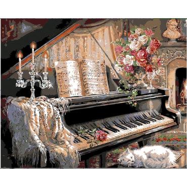 Дом с фортепиано