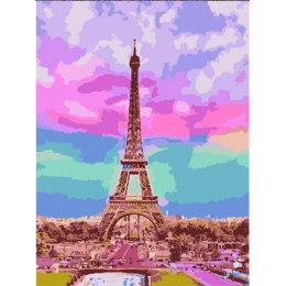 Романтика Эйфелевой башни