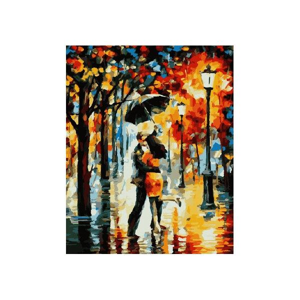 Танец под дождем «Леонид Афремов»