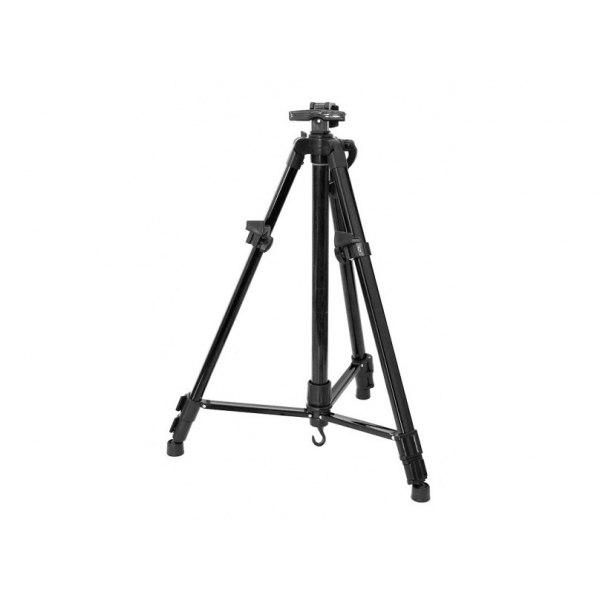 Мольберт телескопический тренога (цвет черный)