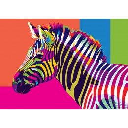 Радужная зебра