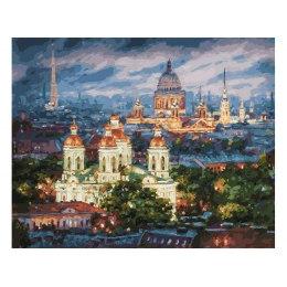 Все краски вечера.Санкт-Петербург