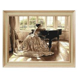 Леди у рояля