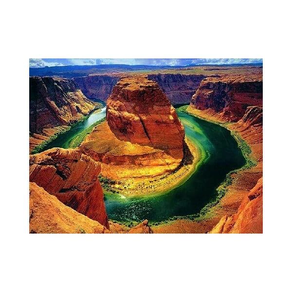 Алмазная вышивка  Подкова Колорадо