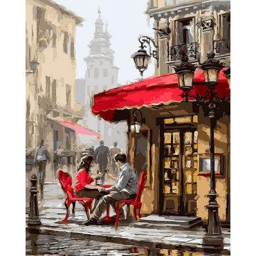 Романтический ресторанчик