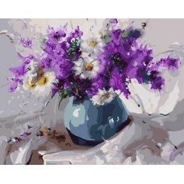 Натюрморт с луговыми цветами